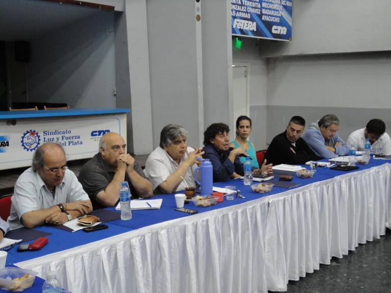 Reunión Mesa Nacional Diciembre 19 y 20