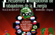 International Encounter of Energy Workers in Montevideo