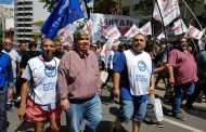 March Against Neoliberalism in Uruguay