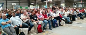 Ordinary and Extraordinary National Congress of the CTA Autónoma in Mar del Plata
