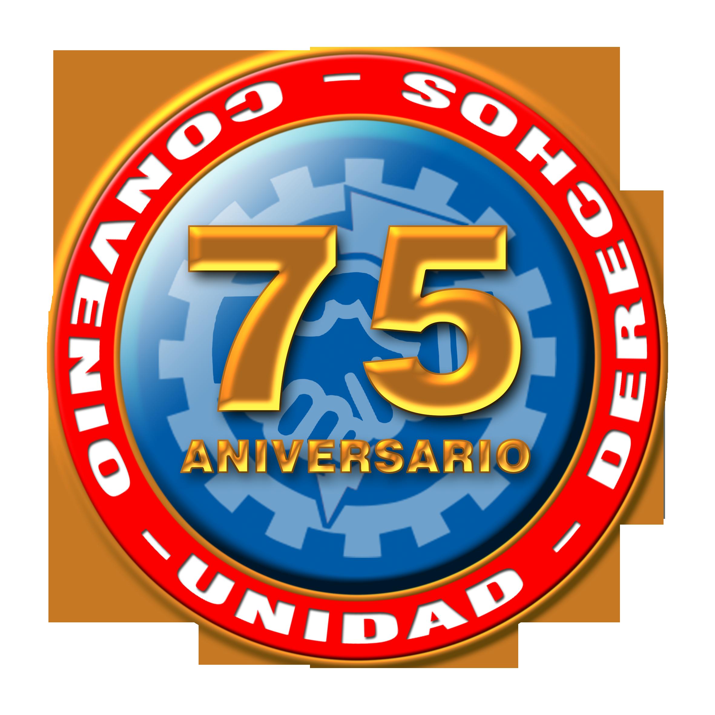 75th Anniversary of Luz y Fuerza de Mar del Plata