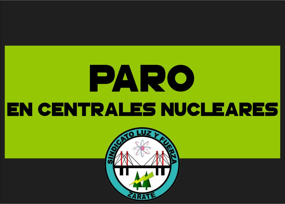 Work Stoppage in Nuclear Power Plants