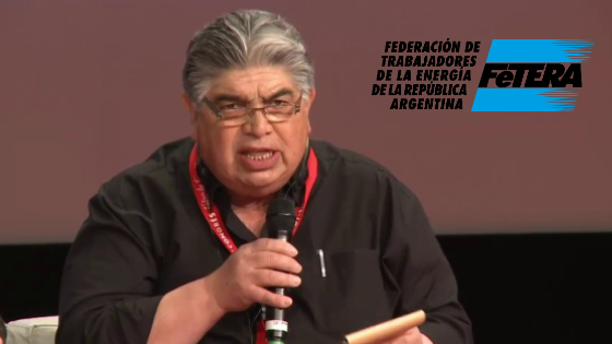 """Most Argentines believe oil and gas production should be state-controlled"""": José Rigane"""