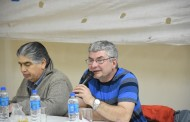 """Launch of the book """"Soberanía energética. Propuestas y debates desde el campo popular"""""""
